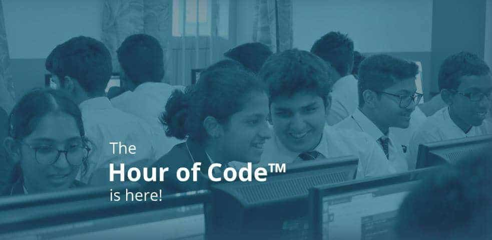 Progate calling students to volunteer for Hour of Code 1